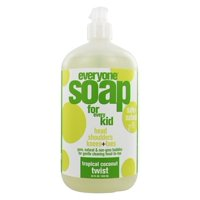 Everyone for Every Kid Soap Tropical Coconut Twist - 32 fl. oz. by EO Products (pack of 1)