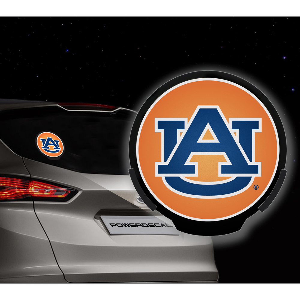 Auburn Tigers NCAA Power Decal