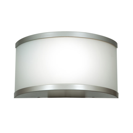 Access 20397LED-SAT/OPL 180 Wall Sconces 10in Satin Metal 1-light ()