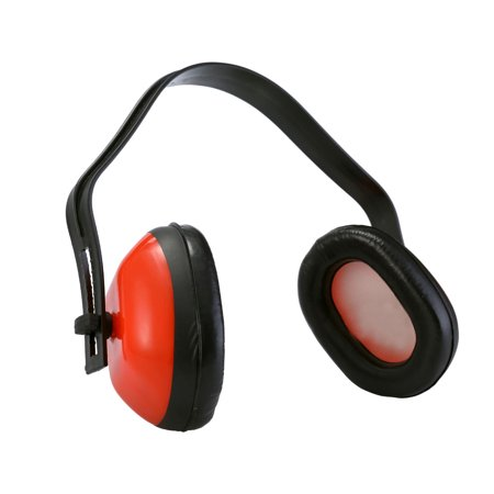 Headset Ear Protector Anti-noise Hearing Ears Protection Noise Reduction with Headband - image 2 de 7