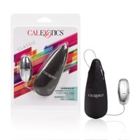 CalExotics Silver Vibrating Bullet Sex Toy