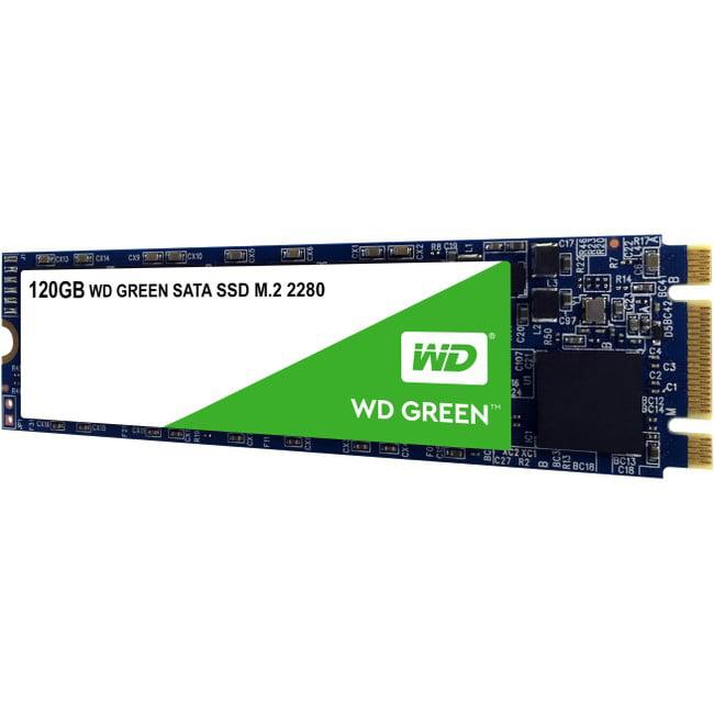 WD Green WDS120G2G0B 120GB Internal SSD SATA M.2 2280 545MB/s