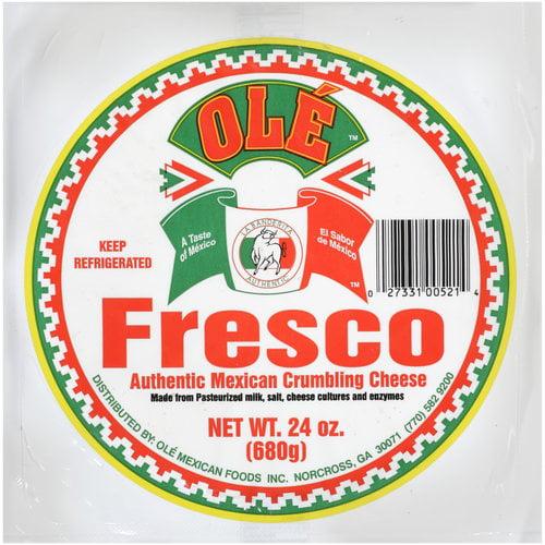 Ole Fresco Cheese, 24 oz