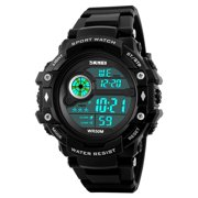 SKMEI Sport Digital Watch 5ATM Water-resistant Wristwatches Men Watches Male Relogio Musculino Backlight Valentines Day Gifts