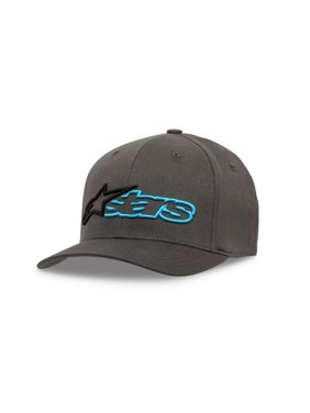 ba66538e850 Product Image Alpinestars Reblaze Curve Hat Large X-Large XX-Large Charcoal