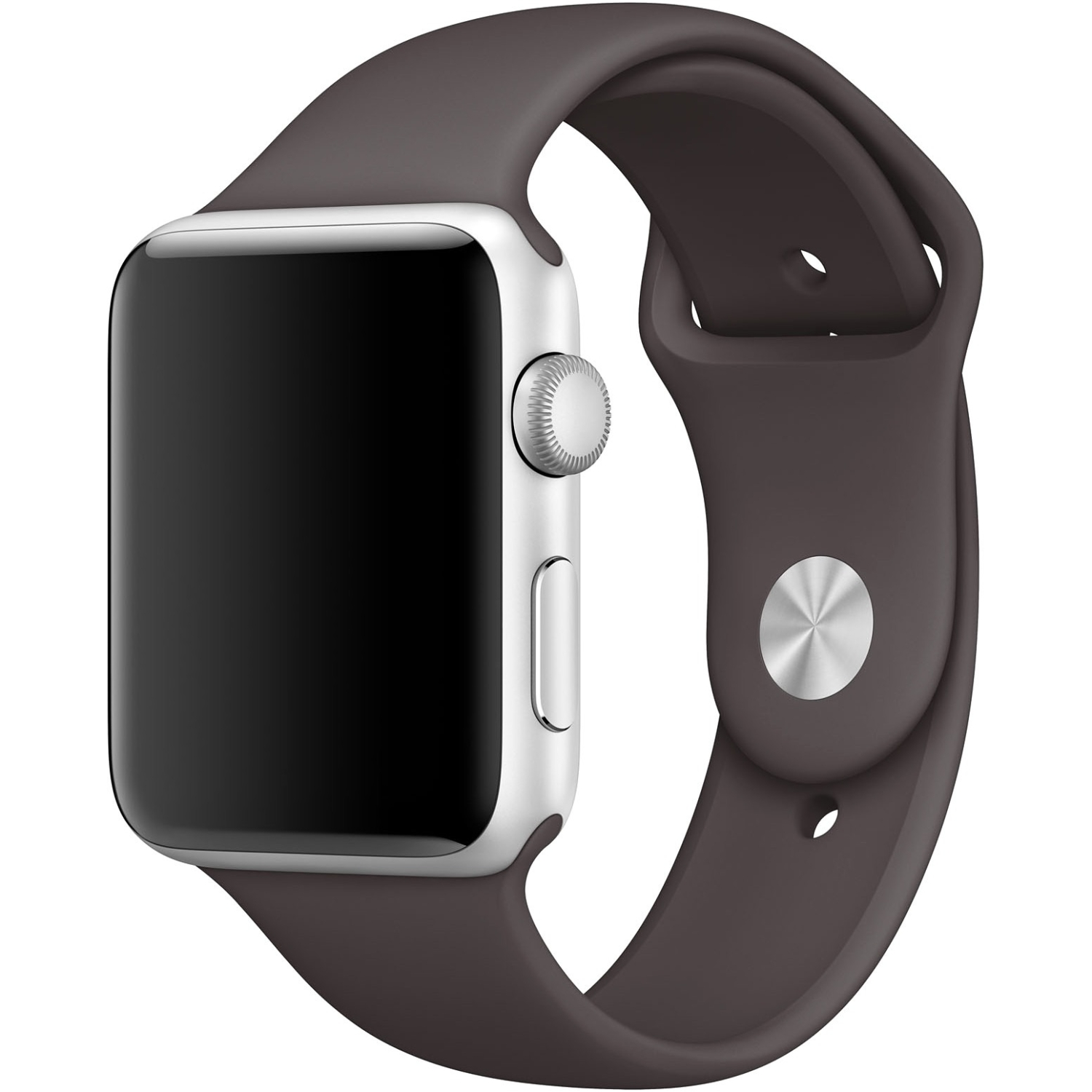 Apple Watch 42mm Sport Band, Cocoa