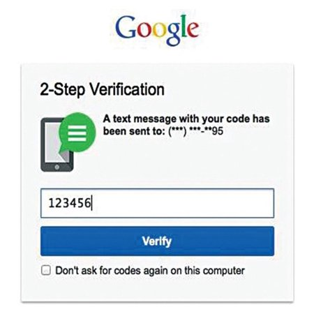 Towards an Extra Layer of Security: Activating Two-Factor Authentication-Part 2 of 3 -
