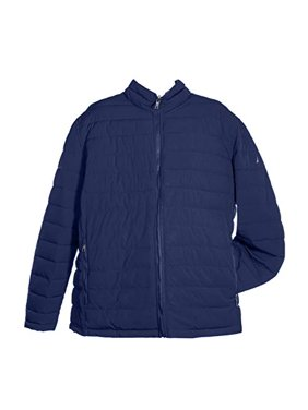 Nautica Big and Tall Reversible Winter Jacket