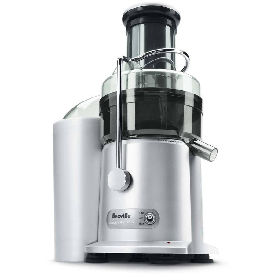 Breville BREJE98XL Juice Fountain Plus 850-Watt Juice Extractor