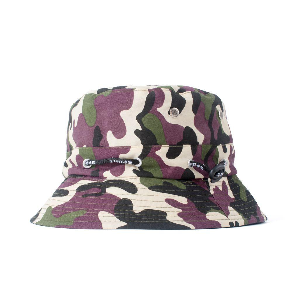 b8b4484e686 Zodaca Men Women Camouflage Unisex Summer Bucket Hats ...
