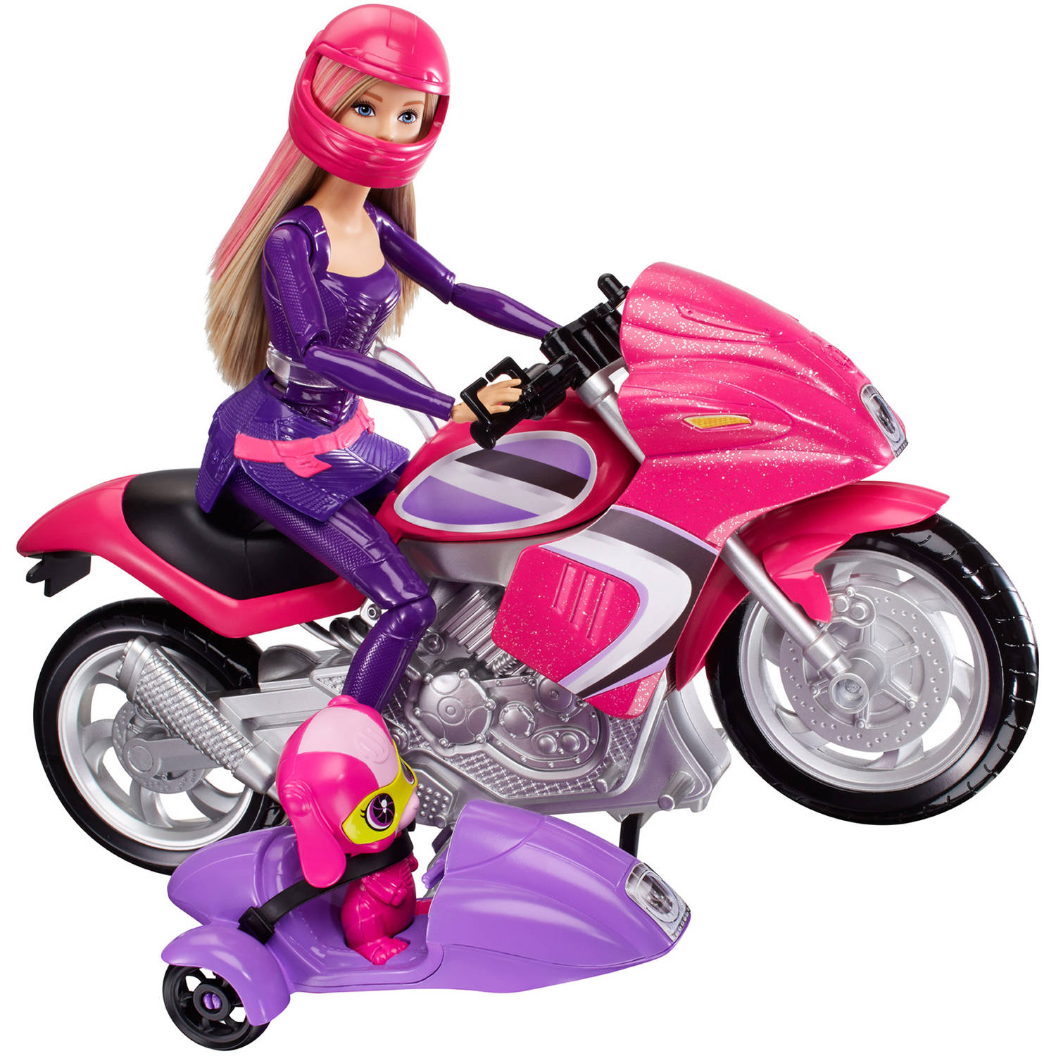 Barbie Spy Squad Secret Agent Motorcyle
