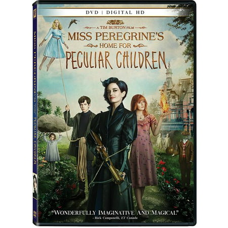 Miss Frizzle (Miss Peregrine's Home for Peculiar Children)