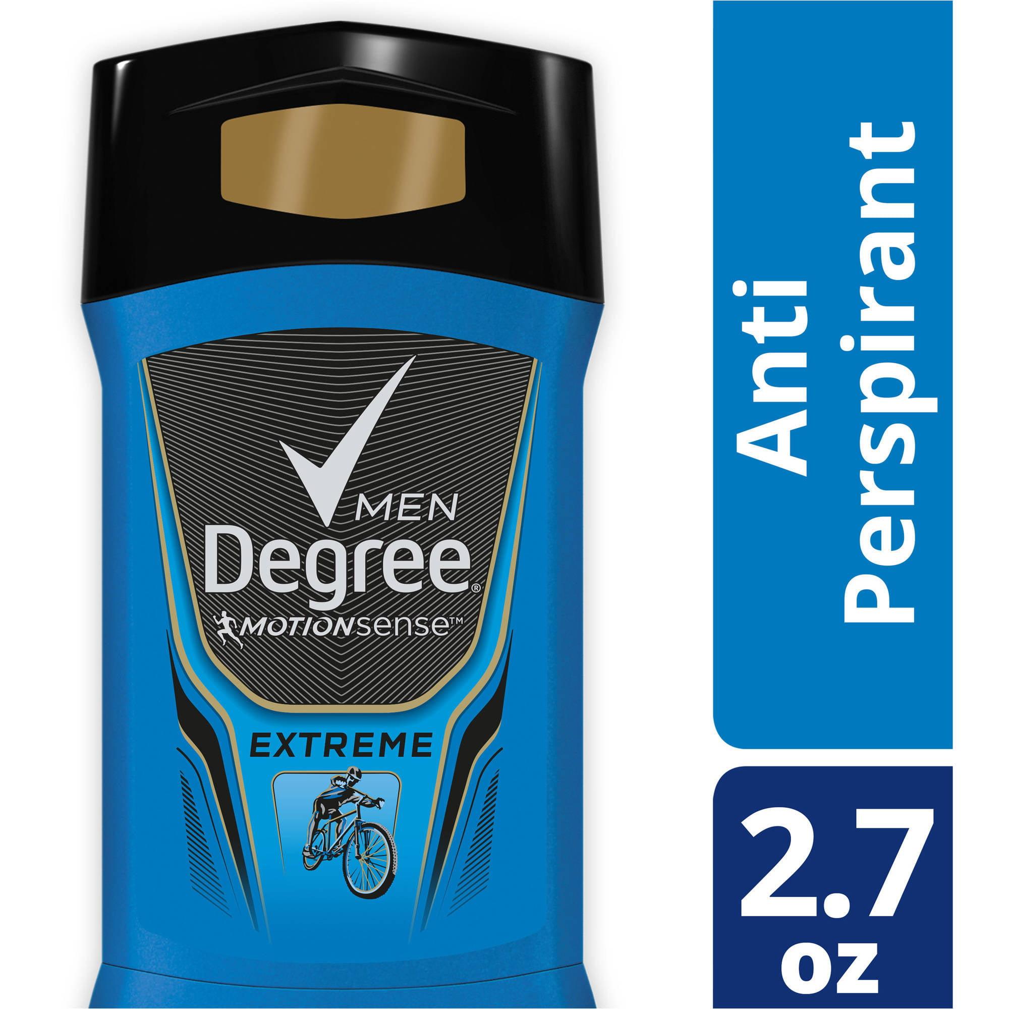 Degree Men MotionSense Extreme Antiperspirant Deodorant, 2.7 oz