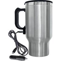 Deals on Brentwood Cmb-16c Electric Coffee Mug w/Wire Car Plug