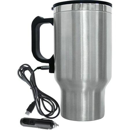 Brentwood CMB-16C Electric Coffee Mug With Wire Car Plug (Electric Plug Costume)