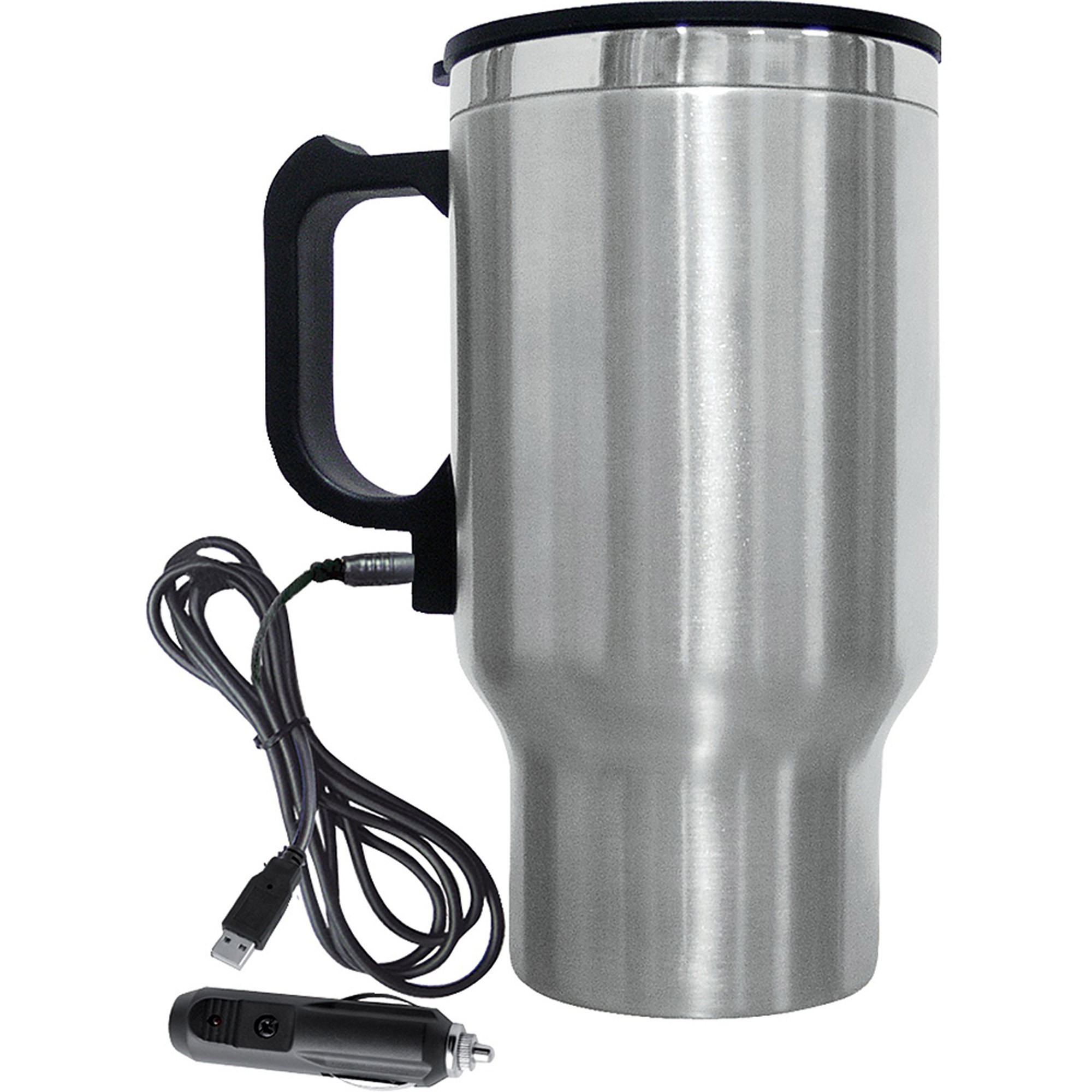 Brentwood Cmb-16c Electric Coffee Mug With Wire Car Plug
