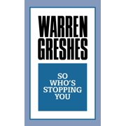 So Who's Stopping You (Paperback)
