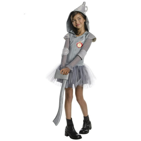Girls Wizard Of Oz Tin Man Tutu Costume](Wizard Of Oz Costumes Tin Man)