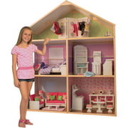 """My Girl's Dollhouse for 18"""" Dolls, Dollie and Me Style"""