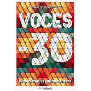 Voces -30, Nueva Narrativa Latinoamericana - eBook