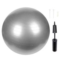 75cm Yoga Ball Anti-Burst Pilates Balance Sport Fitball PVC Strength Training Exercise Ball