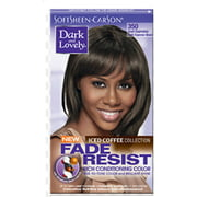 Dark and Lovely Fade Resistant Rich Conditioning Color, No. 350, Iced Expresso, 1 ea (Pack of 6)