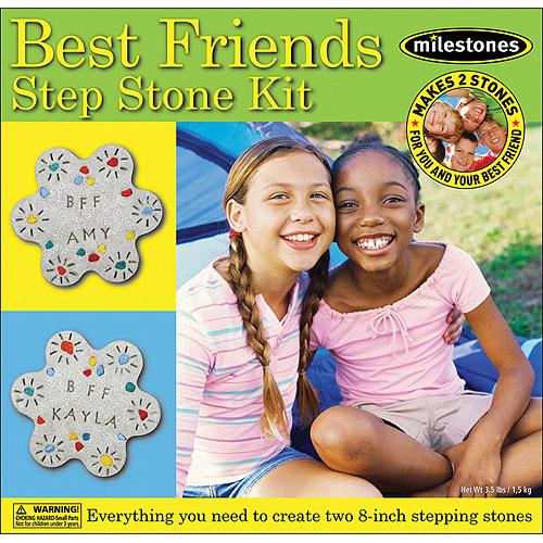 Milestones Best Friend Stepping Stone Kit