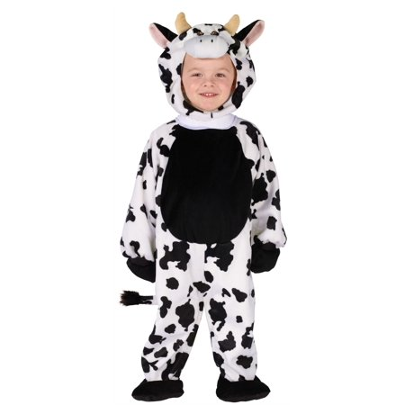 Cuddly Cow Toddler 3T-4T Costume