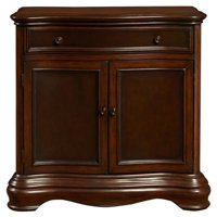 Pemberly Row Hall Chest in Dark Brown