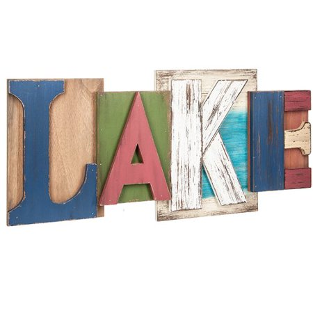 CBK Adventure Is Calling Lake Wall Decor