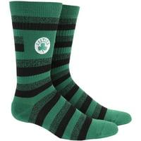 Boston Celtics Step Crew Socks - L