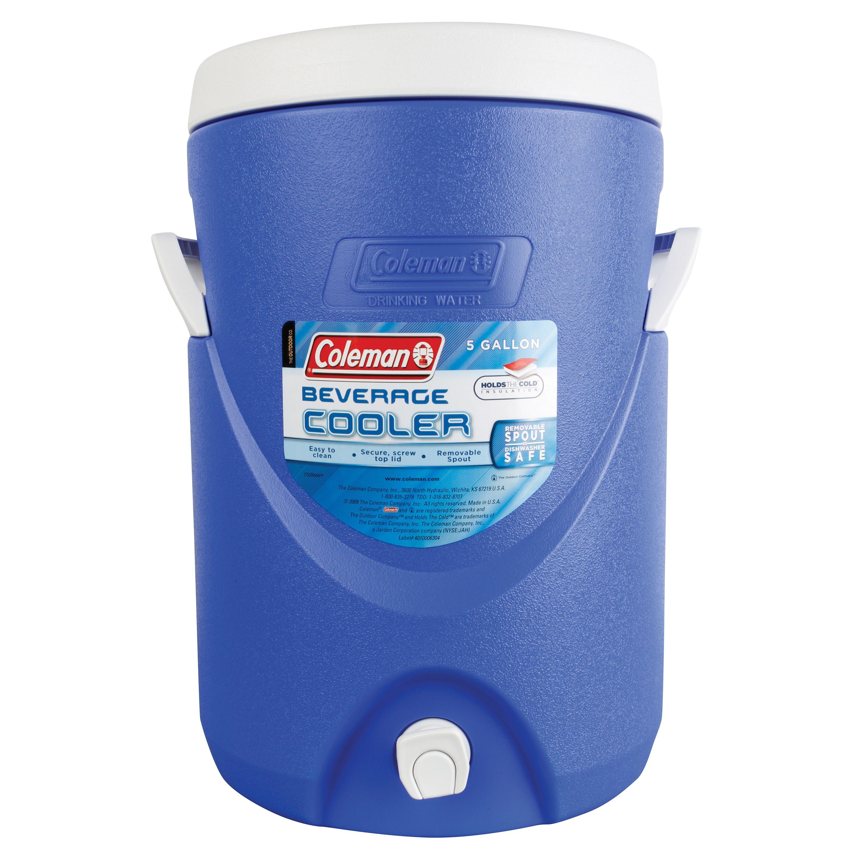 Coleman 5-Gallon Team Cooler