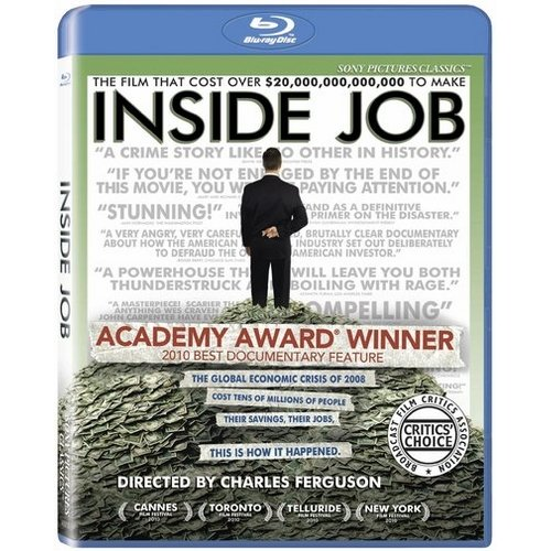 Inside Job (Blu-ray) (Widescreen)