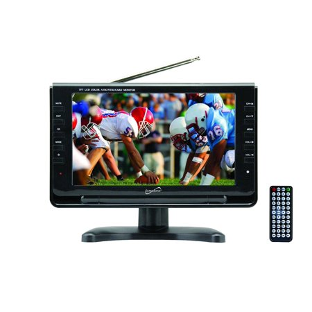 "Refurbished SuperSonic 9"" Class SD (480P) LED TV (SC499)"