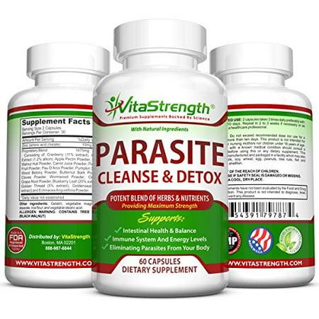 Premium Parasite Cleanse - Natural