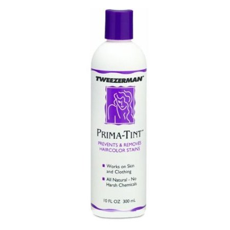 Tweezerman Prima-Tint - prevents & removes haircolor