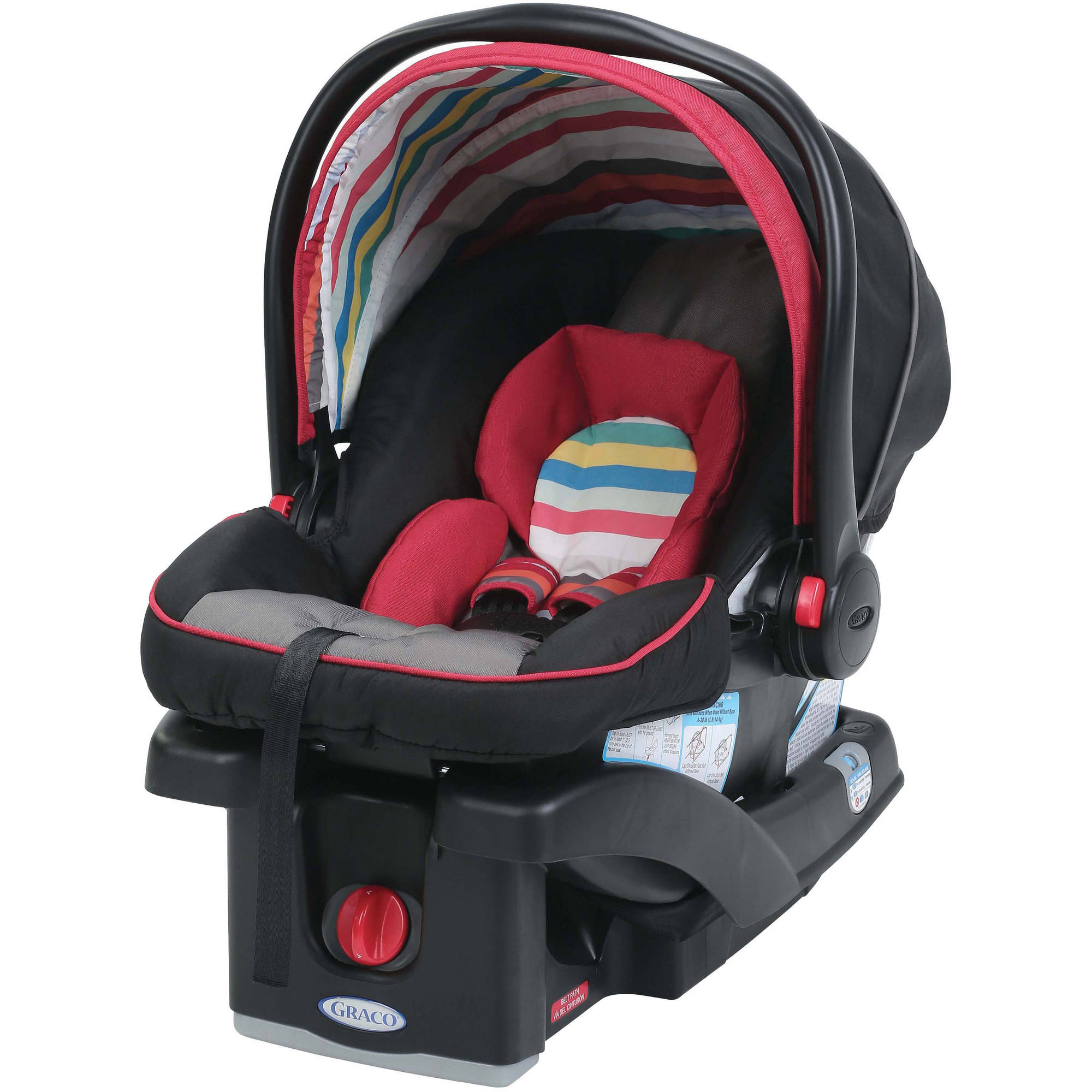graco snugride 30 lx click connect infant car seat with front adjust choose ebay. Black Bedroom Furniture Sets. Home Design Ideas