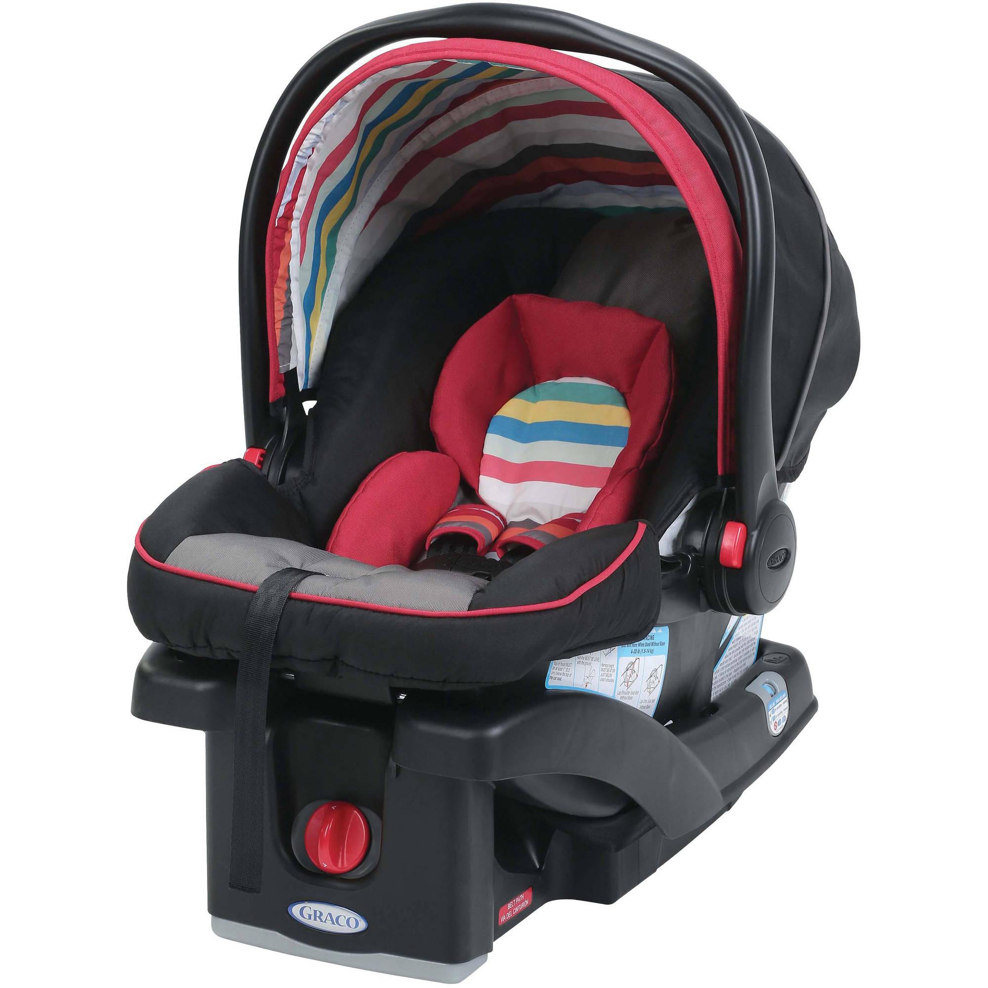 Graco SnugRide Click Connect 30 LX Infant Car Seat w/ Front Adjust, Choose Your Pattern