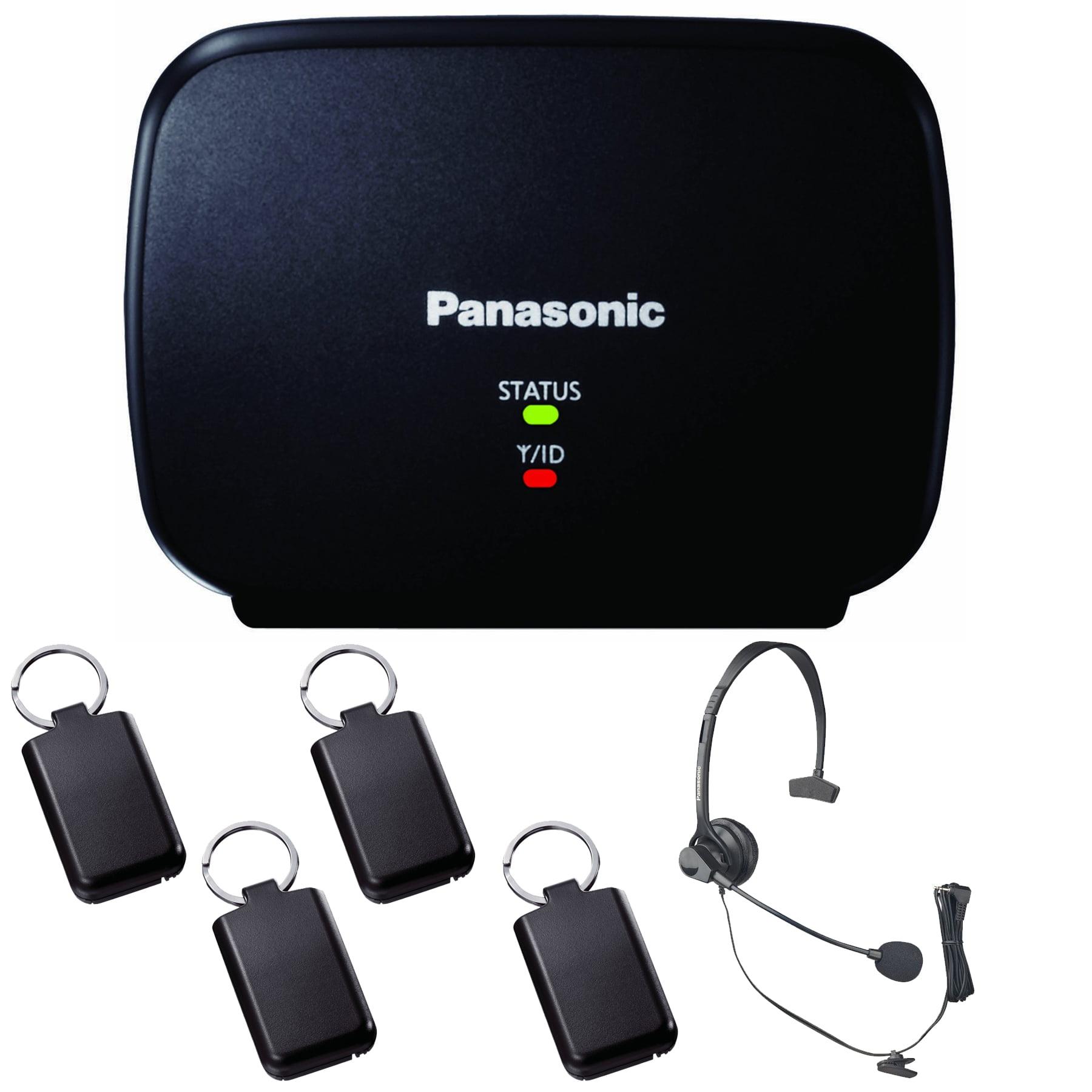 Panasonic KX-TGA405B Range Extender for DECT 6.0 Plus Cor...