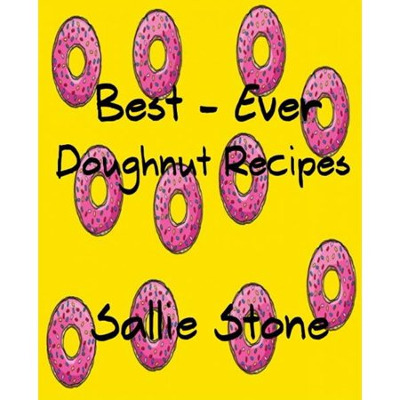 Best - Ever Doughnut Recipes - eBook