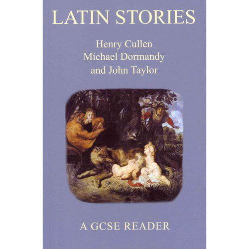 Latin Stories: A GCSE Reader