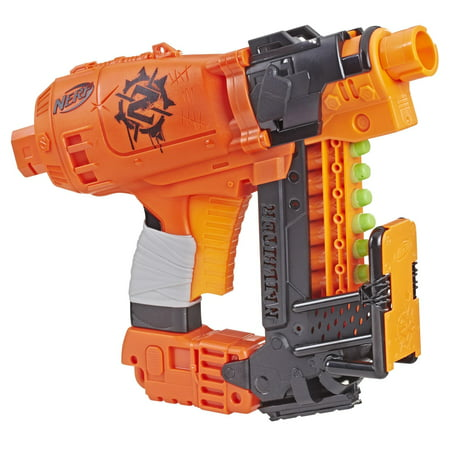 Nerf Zombie Strike Survival System Nailbiter (Best Cheap Nerf Gun)