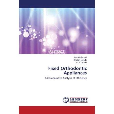 Fixed Orthodontic Appliances Fixed Orthodontic Appliances