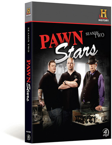 Pawn Stars: Season 2 by ARTS AND ENTERTAINMENT NETWORK