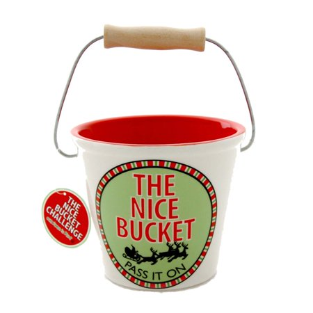Our Name Is Mud XMAS NICE BUCKET - Christmas Buckets