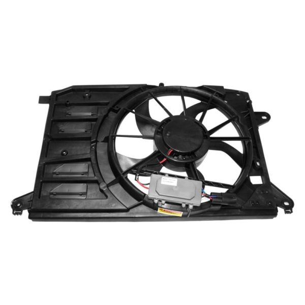 For Ford Fusion 2013-2016 Replace FO3115198 Engine Cooling Fan Assembly