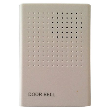 Visionis VIS-8006 External hard wire Door Bell for VIS-3000 Keypad/Reader Access Control ()