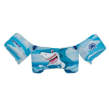WATER OTTER Premium Child Life Vest, Shark (Shrek Vest)