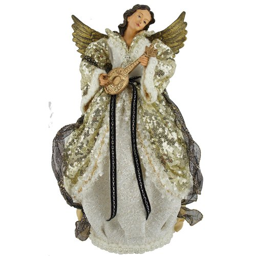 The Holiday Aisle 16'' Hark the Herald Angel Tree Topper