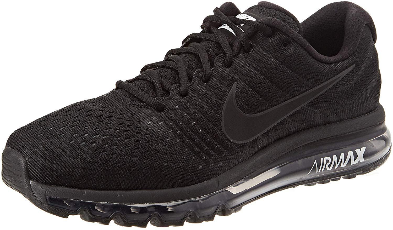 Air Max 2017 Running Shoe Black